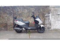 Sym Joyride 200cc EVO scooter