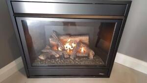 Lennox 40'' Gas fireplace