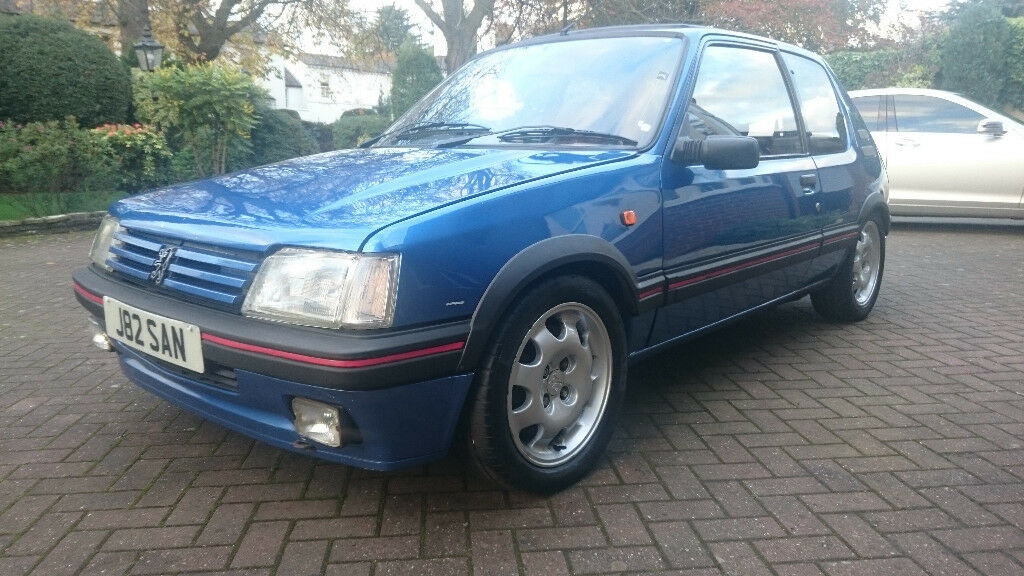 peugeot 205 gti 1 9 in edgbaston west midlands gumtree. Black Bedroom Furniture Sets. Home Design Ideas