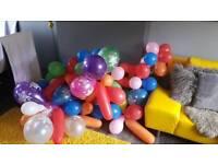 Free balons