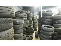 Part worn and new tyres - all sizes available -Topline tyres Seawall rd splott CF24 5TH
