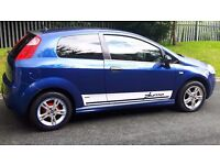 2007 Fiat Punto Grande 1.2 low insurance group Similiar To Vauxhall Renault Seat VW Audi ford