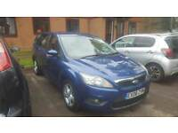 Ford focus 2008 1.6 diesel 7 months mot