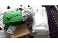 Smart Nappies kit (reusable, washable), second-hand