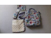 Cath Kidston Nappy Bag - BNWT - unwanted gift