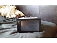 Clarion VX402E DVD Multimedia station, double din stereo system