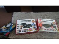 3 x classic games consoles