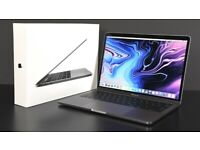 Space Grey TOUCHBAR 13' Apple MacBook Pro Quad Core i5 2.9Ghz 8GB 251GB SSD Logic Pro X Sibelius