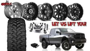 LET US LIFT YOU ~~~~~ LIFT KITS ~~~~~ LOWEST PRICES INSTALLED !!! ALL TRUCKS AND JEEPS !!!