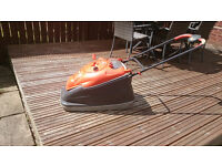 Flymo Hover Vac Electric Lawn Mower