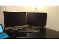 DELL U2415H��� set of two monitors 24������