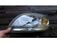 Citroen Saxo n/s head light