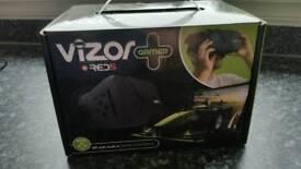 Vizor Gamer Virtual Reality Headset