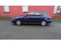 Subaru IMPREZA, estate, Full service history