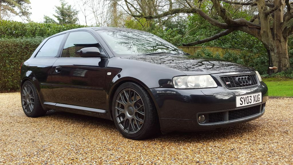 2003 audi s3 8l bam in milford on sea hampshire gumtree. Black Bedroom Furniture Sets. Home Design Ideas