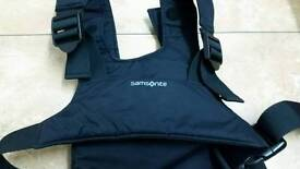 Baby carrier SAMSNITE in excellent condition