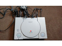 playstation one pal faulty needs repair