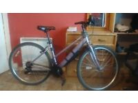 Ladies Bike - excellent condition, 18 gears