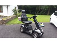 Landlex Gazelle Mobility Scooter S420 for road use