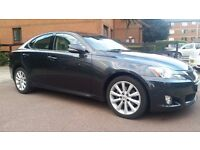 Lexus IS 250 Fully Loaded Automatic Luxury Sedan - All Features, Drives Great, Low Mileage