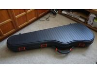 Techra Polypropylene Hard Guitar case for Electric guitar