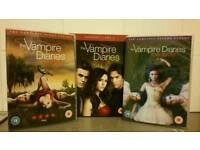 The Vampire Diaries DVD Boxset Season 1 and 2