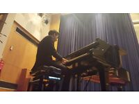 Popular Music Pianist - For Parties, Events, Weddings etc.
