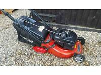 Mountfield lawnmower excellent condition