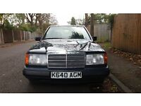 Mercedes Benz 230e automatic W124 New MOT