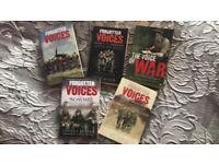 """Voices"" Book Collection"