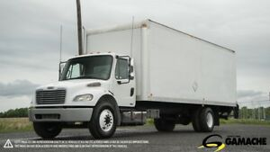 2008 FREIGHTLINER M2106 26' CAMION FOURGON