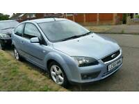 Ford focus 1.6 automatic long mot hpi clear