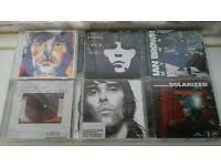 Ian Brown Cd collection