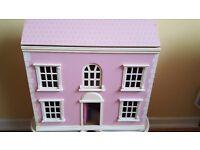 Dolls house rocking horse
