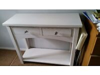 Dressing table or console table