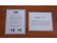 Genuine Womens Bailey Button UGG Boots Chessnut UK 4.5