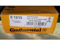 Continental Motorcycle Inner Tube 120/70x12. 130/70x12. 140/70x12.