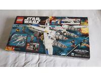Lego Stars Wars Rebel U Wing Fighter