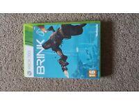 Xbox 360 Brink game