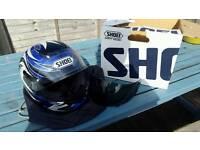 Shoei motorcycle helmet XL