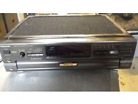 Panasonic 5 disc karaoke player