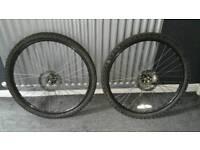 26inch disk wheels
