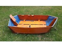 Foldaway boat/dinghy