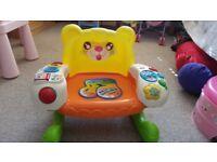 Baby vtech rocking chair
