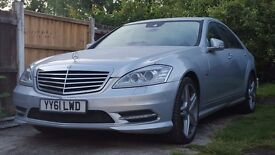 Mercedes Benz S Class 3.0 S350 CDI BlueTEC 7G-Tronic Plus, 4dr