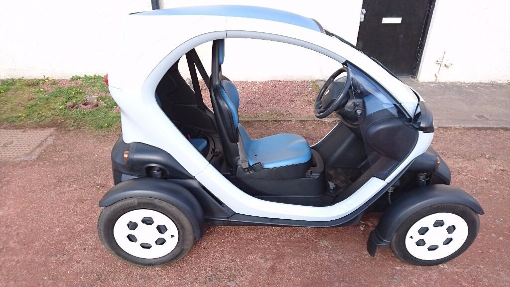Renault Twizy For Sale: Renault Twizy Electric Car AUTO 3 Pin'normal' Electric