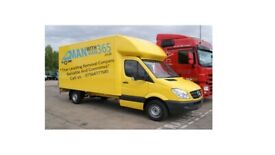Man with Van,365 Ltd. Reading's One and Only Reliable Removal Company , Call us now...