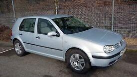 Volkswagen Golf 1.9 TDI SE MkIV Diesel Good Condition