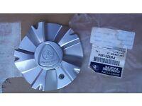 Proton Satria Neo alloy wheel centre cap.