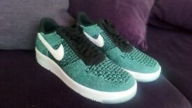 Trainers nike AF1 Flyknit 9.5